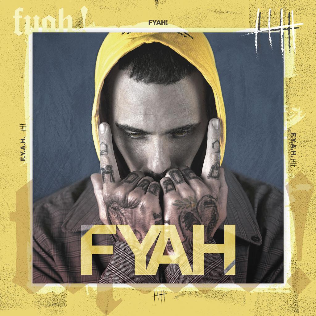 Fyahbwoy - F.Y.A.H. (Ficha del disco)