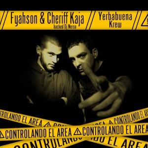 Deltantera: Fyahson y Cheriff kaja - Controlando el área