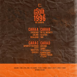 Trasera: G. Soul - 1996