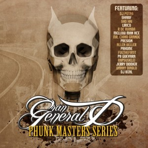 Deltantera: General D - Phunk masters series