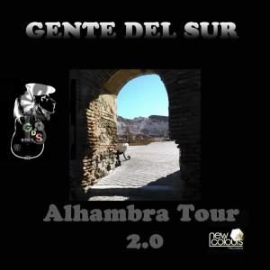 Deltantera: Gente del sur - Alhambra tour 2.0