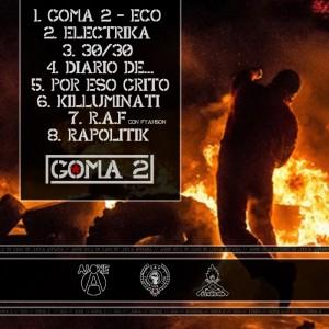 Trasera: Goma 2 - ECO