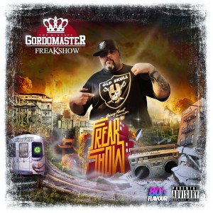 Deltantera: Gordo Master - Freak show the mixtape