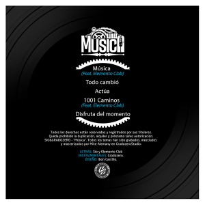Trasera: Gradozero y Sio - Música
