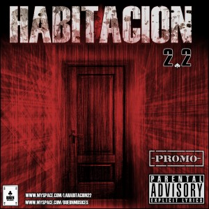 Trasera: Habitacion 22 - Promo