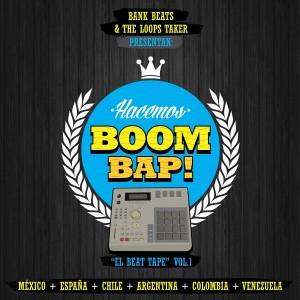 Deltantera: Hacemos boombap - Vol. 1 (Instrumentales)