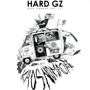 Deltantera: Hard GZ - Kaos Nómada Vol. 3