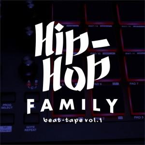 Deltantera: Hip hop family - Beat-tape Vol. 1 (Instrumentales)