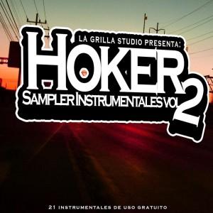 Deltantera: Hoker - Sampler instrumentales Vol.2