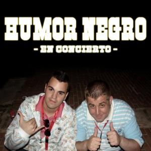 Deltantera: Humor negro - Humor negro en concierto