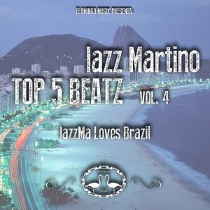 Deltantera: Iazz Martino - Top five beats Vol. 3 IazzMa Loves Brazil (Instrumentales)