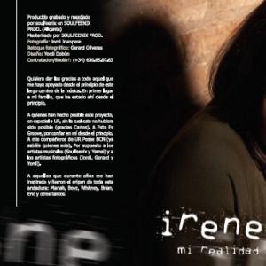Deltantera: Irene - Mi Realidad