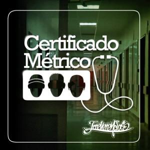 Deltantera: Irreverencias - Certificado métrico