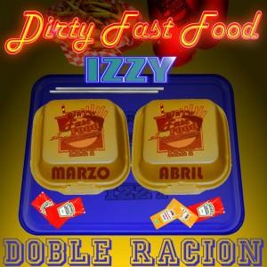 Deltantera: Izzy - DFF Doble racion marzo y abril
