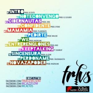Trasera: Jazzflow y Aetos - Extasis