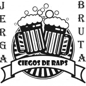Deltantera: Jerga bruta - Ciegos de raps