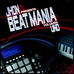 Trasera: Jhonako - Beatmania Vol.1 (Instrumentales)