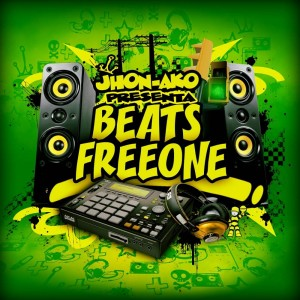 Deltantera: Jhonako - Beats Freeone (Instrumentales)