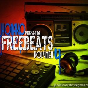 Deltantera: Jhonako - Free beats 4 (Instrumentales)