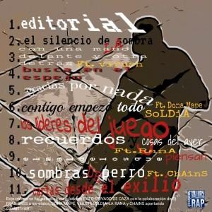 Trasera: Joao La Sombra - El despertar