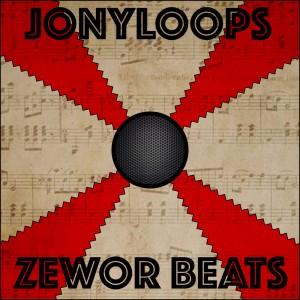 Deltantera: Jonyloops y Zewor Beats - High voltage (Instrumentales)