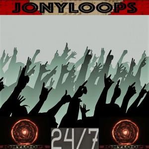Deltantera: Jonyzent - 24/7 Vol. 6 (Instrumentales)