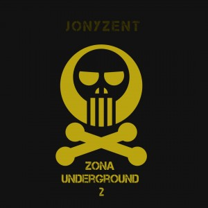 Deltantera: Jonyzent - Zona underground Vol. 2 (Instrumentales)