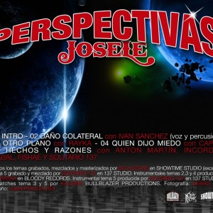Trasera: Josele - Perspectiva