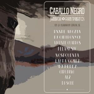 Deltantera: Juaninacka y Frainstrumentos - Caballo negro