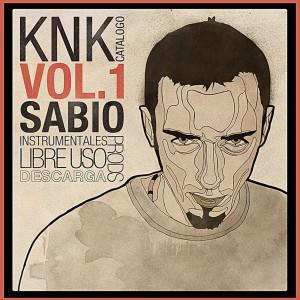 Deltantera: KNK - Sabio prods Vol.1 (Instrumentales)