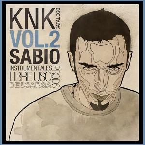 Deltantera: KNK - Sabio prods Vol.2 (Instrumentales)