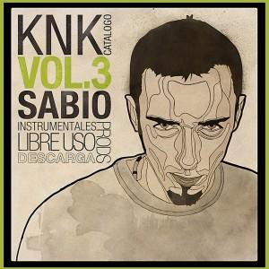 Deltantera: KNK - Sabio prods Vol.3 (Instrumentales)