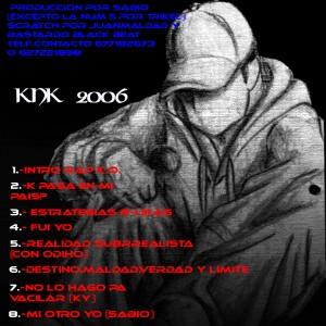 Trasera: KNK - haciendo mas hablando menos
