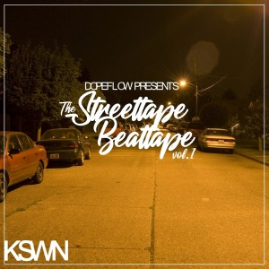 Deltantera: KSWN - Streettape Beattape Vol. 1 (Instrumentales)