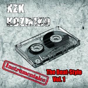 Deltantera: KZK kozmiko - The beat style (Instrumentales)