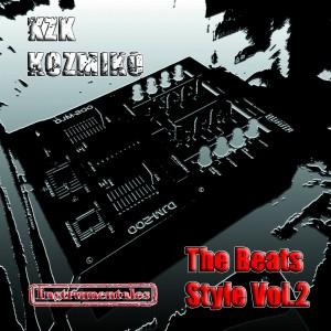 Deltantera: KZK kozmiko - The beat style Vol. 2 (Instrumentales)