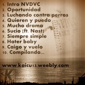 Trasera: Kaicu - NVDVC