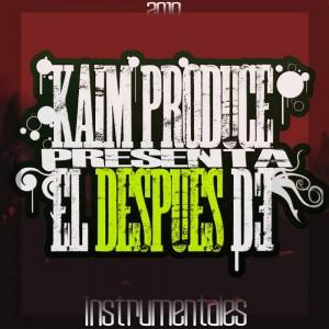 Deltantera: Kaim produce - El después de (Instrumentales)