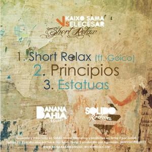 Trasera: Kaixo Sama vs Elecesar - Short relax