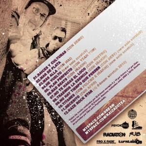 Trasera: Kaiz y Dj D-Beam - Remix