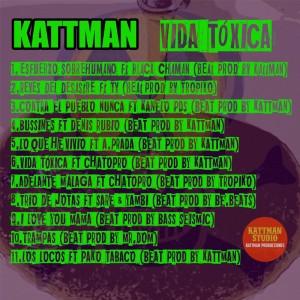 Trasera: Kattman - Vida tóxica