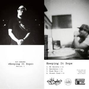 Deltantera: Kid Sanchez - Keeping It Dope · Edicion: 1 (Instrumentales)