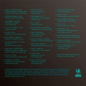 Trasera: Kiki Sound - Semillas