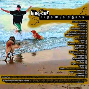 Trasera: King-Der - Tras mis pasos