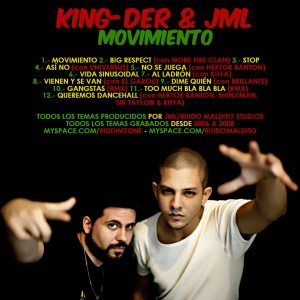 Deltantera: King-Der y JML - Movimiento