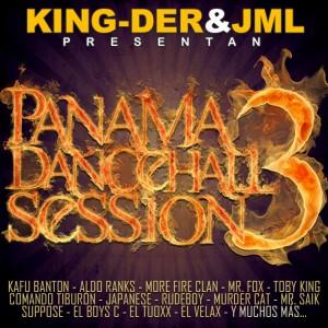 Deltantera: King-Der y JML - Panama dancehall session Vol. 3