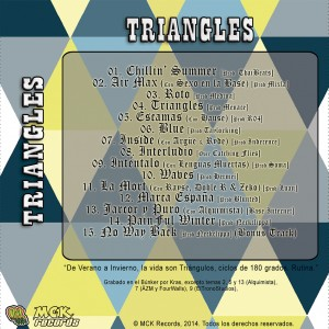 Trasera: Knefest - Triangles