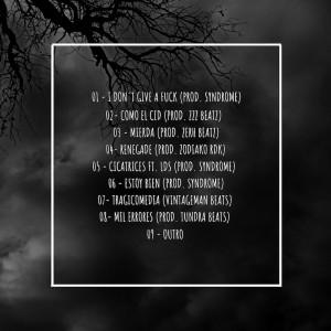 Trasera: Krvzy - Renegade
