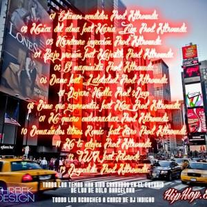 Trasera: Kuatre - En vida mixtape Vol. 01