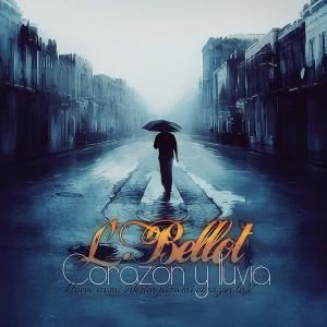 Deltantera: L. Bellot - Corazón y lluvia